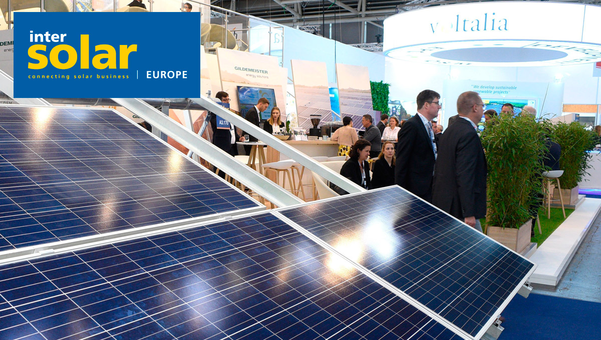 Messe Intersolar 2019